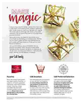 Lidl - deals are valid from 10/30/19 to 12/31/19 - page 23.