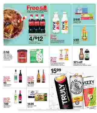 Target - deals are valid from 02/28/21 to 03/06/21 - page 24.