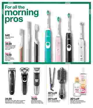 Target - deals are valid from 12/01/19 to 12/07/19 - page 35.