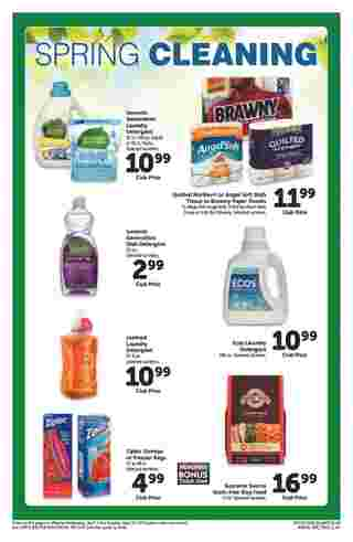 Safeway - deals are valid from 04/03/19 to 04/30/19 - page 17.