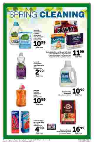 Safeway - promo starting from 04/03/19 to 04/30/19 - page 17.