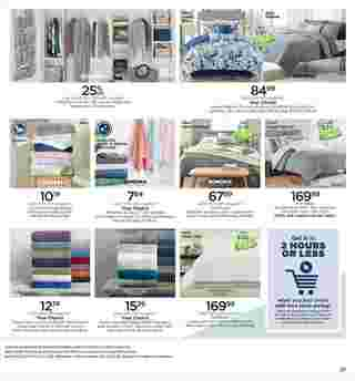 Kohl's - deals are valid from 03/13/20 to 03/22/20 - page 27.