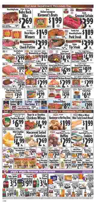 Piggly Wiggly - deals are valid from 08/28/19 to 09/03/19 - page 6.