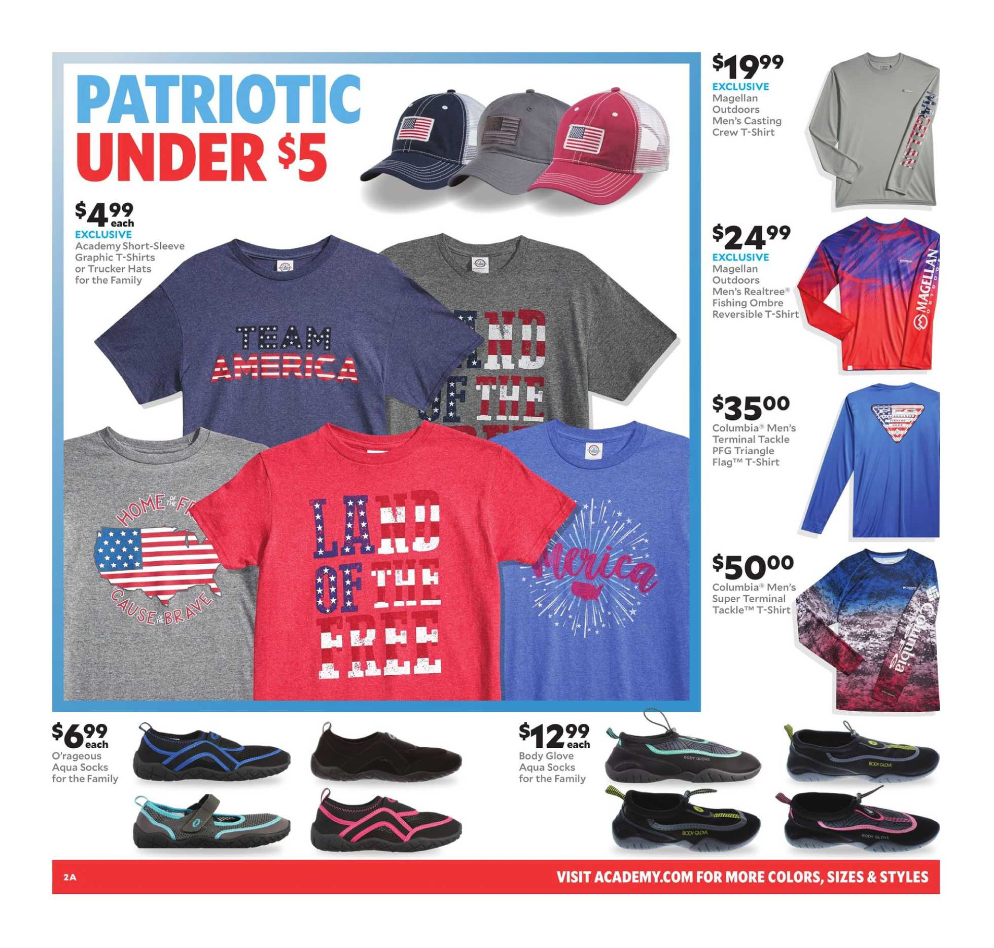 Academy Sports + Outdoors - deals are valid from 05/26/19 to 06/01/19 - page 3.