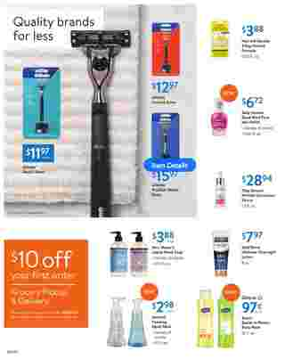Walmart - deals are valid from 02/28/20 to 03/14/20 - page 7.