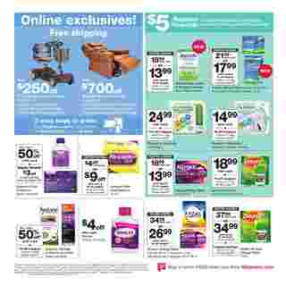 Walgreens - deals are valid from 03/01/20 to 03/07/20 - page 15.