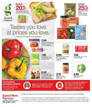 Target - deals are valid from 02/28/21 to 03/06/21 - page 26.