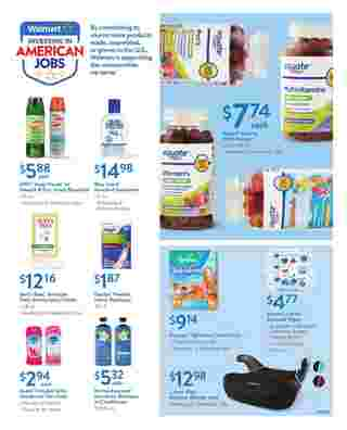 Walmart - deals are valid from 06/18/18 to 06/30/18 - page 12.