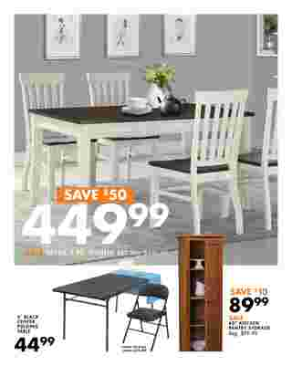 Big Lots - deals are valid from 03/23/19 to 03/30/19 - page 12.