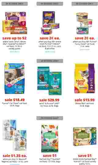 PetSmart - deals are valid from 12/28/20 to 01/31/21 - page 8.