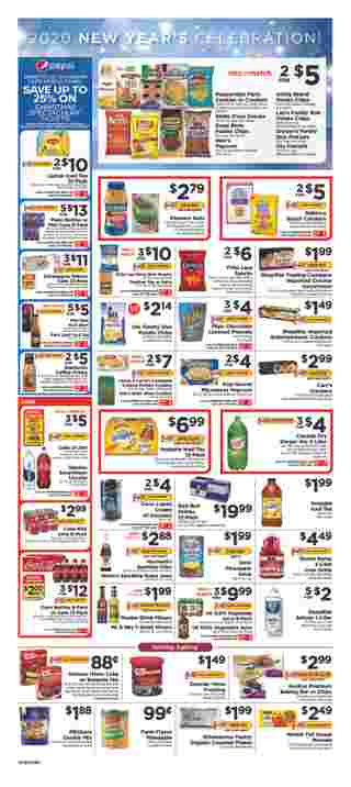 ShopRite - deals are valid from 12/22/19 to 12/28/19 - page 6.