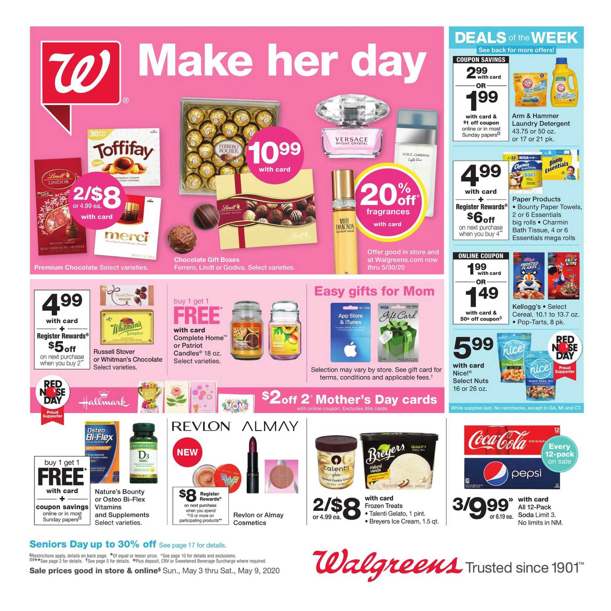Walgreens - deals are valid from 05/03/20 to 05/09/20 - page 2.