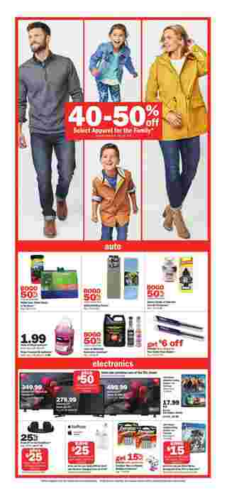 Meijer - deals are valid from 09/29/19 to 10/05/19 - page 14.