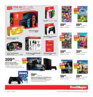 Fred Meyer - deals are valid from 10/23/19 to 10/29/19 - page 11.