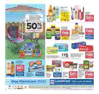 Rite Aid - deals are valid from 05/31/20 to 06/06/20 - page 6.