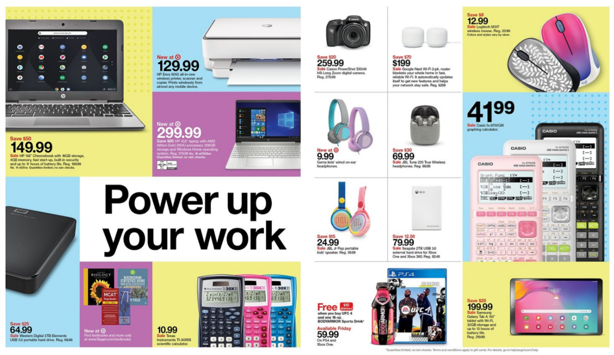 Target - deals are valid from 08/09/20 to 08/15/20 - page 3.