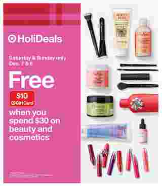 Target - deals are valid from 12/01/19 to 12/07/19 - page 5.