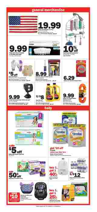 Meijer - deals are valid from 06/30/19 to 07/06/19 - page 17.