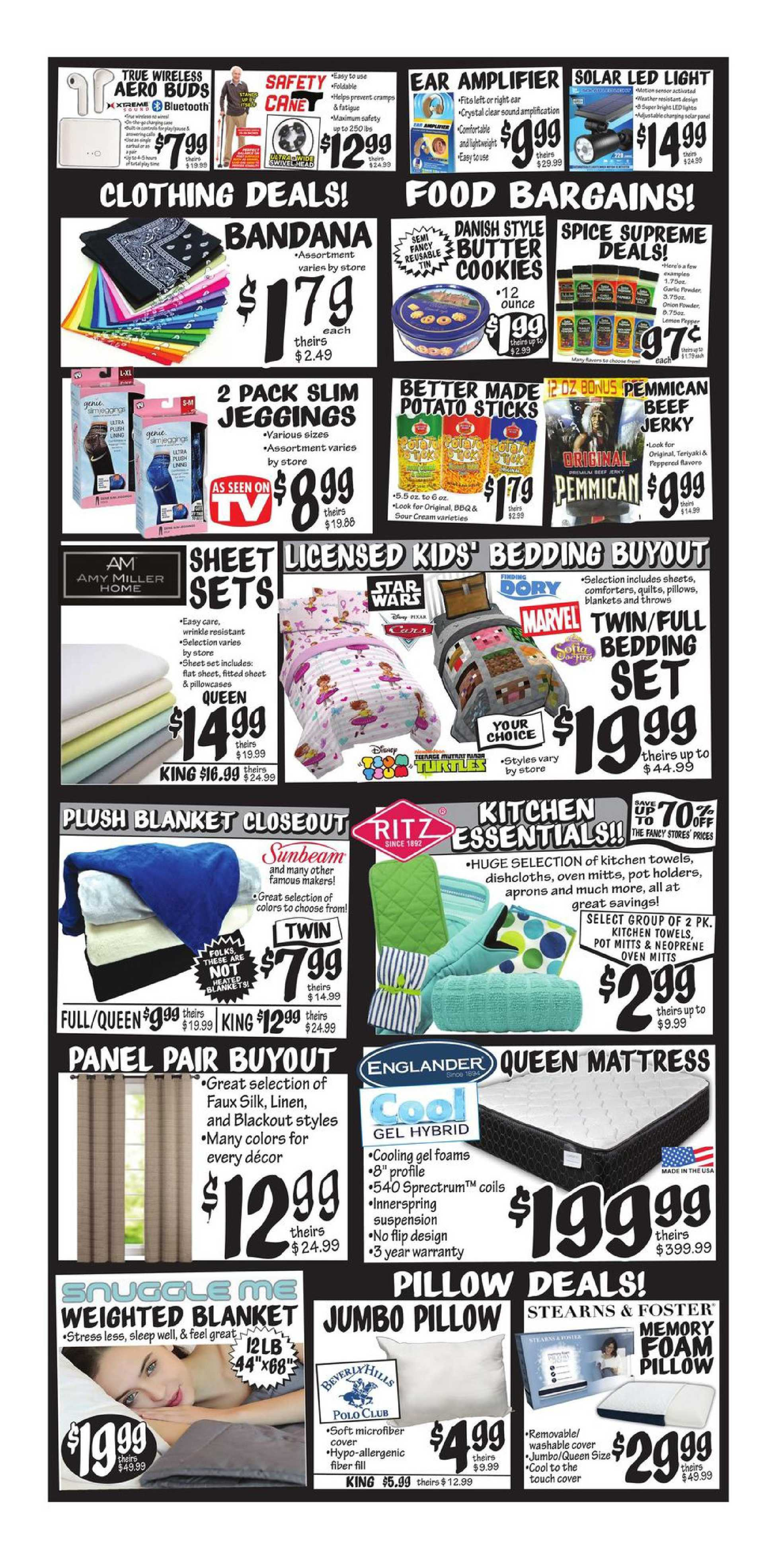 Ollie's Bargain Outlet - deals are valid from 09/30/20 to 10/10/20 - page 2.