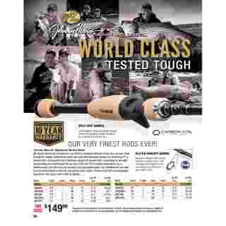 Bass Pro Shops - deals are valid from 01/01/20 to 01/01/21 - page 66.