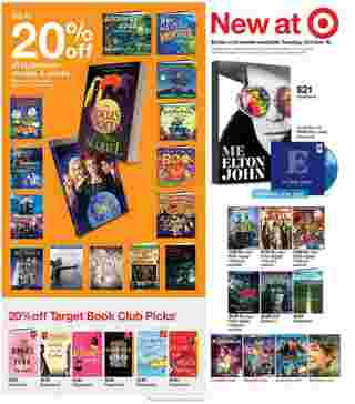 Target - deals are valid from 10/13/19 to 10/19/19 - page 9.