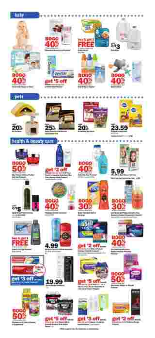 Meijer - deals are valid from 10/11/20 to 10/17/20 - page 12.