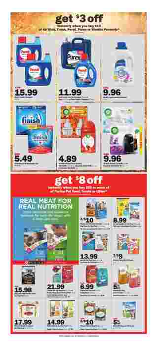 Meijer - deals are valid from 10/11/20 to 10/17/20 - page 13.