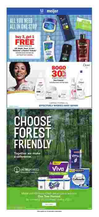 Meijer - deals are valid from 10/11/20 to 10/17/20 - page 15.