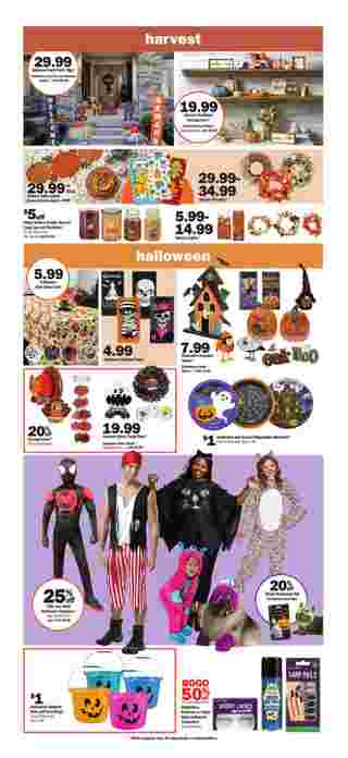 Meijer - deals are valid from 10/11/20 to 10/17/20 - page 18.