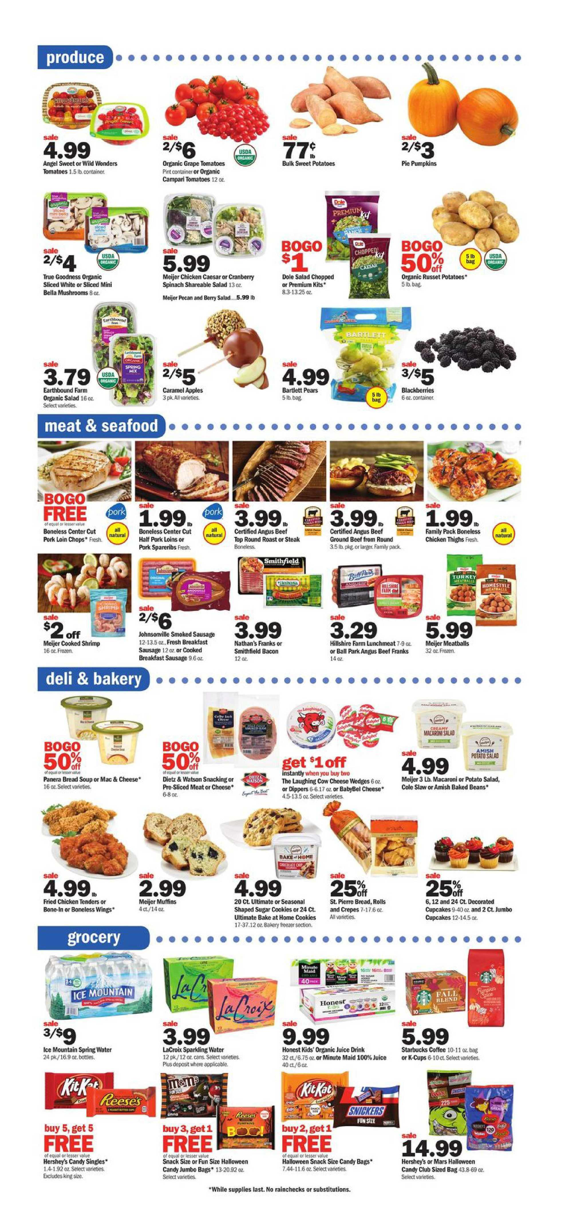 Meijer - deals are valid from 10/11/20 to 10/17/20 - page 2.