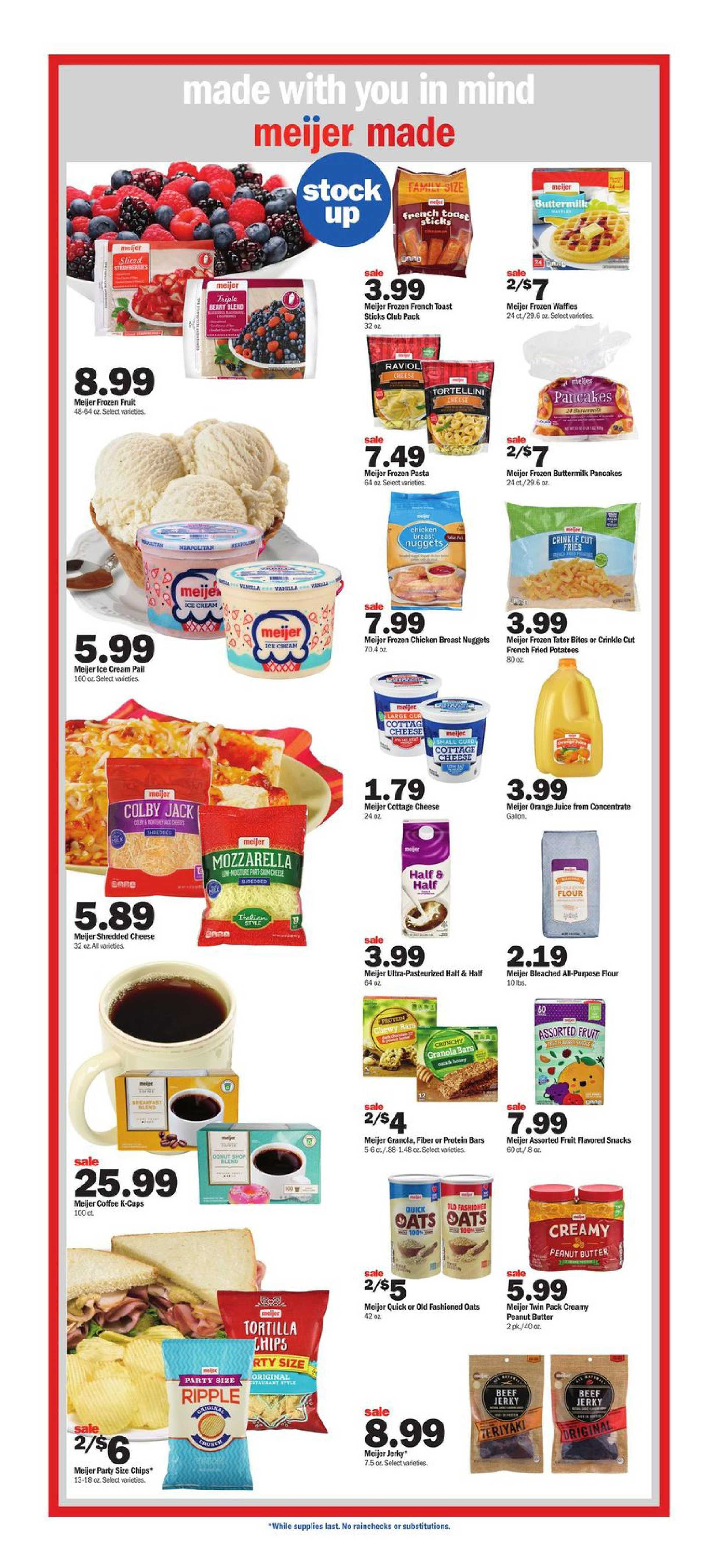 Meijer - deals are valid from 10/11/20 to 10/17/20 - page 4.