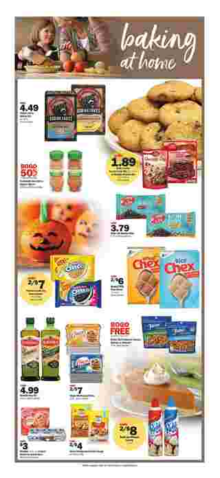 Meijer - deals are valid from 10/11/20 to 10/17/20 - page 9.