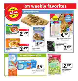 Lidl - deals are valid from 04/01/20 to 04/07/20 - page 6.