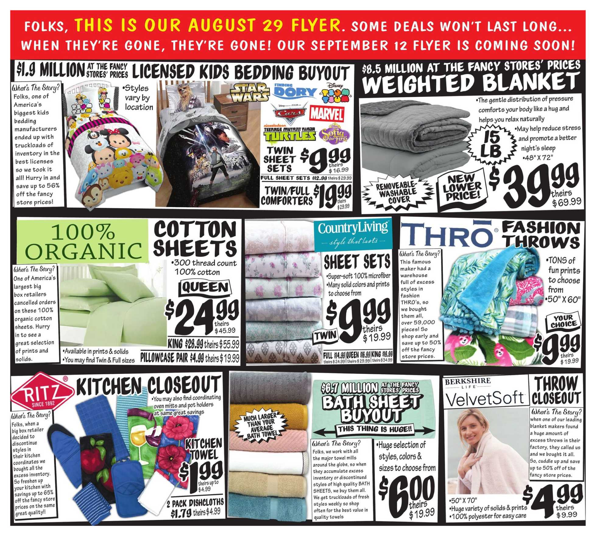 Ollie's Bargain Outlet - deals are valid from 08/29/19 to 09/05/19 - page 2.
