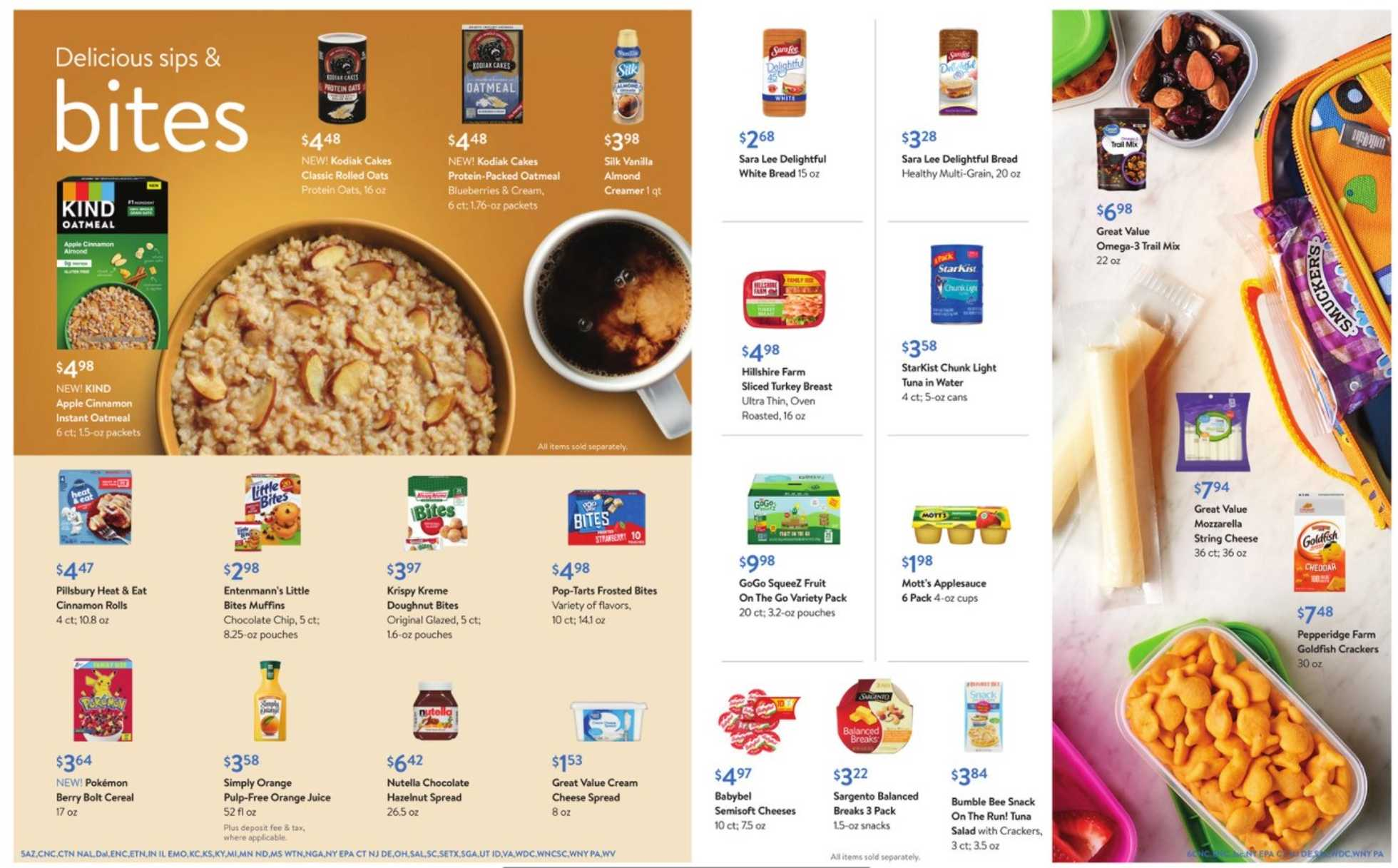 Walmart - deals are valid from 12/30/20 to 01/26/21 - page 3.