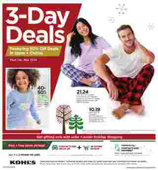Kohl's - deals are valid from 11/11/20 to 11/22/20 - page 21.