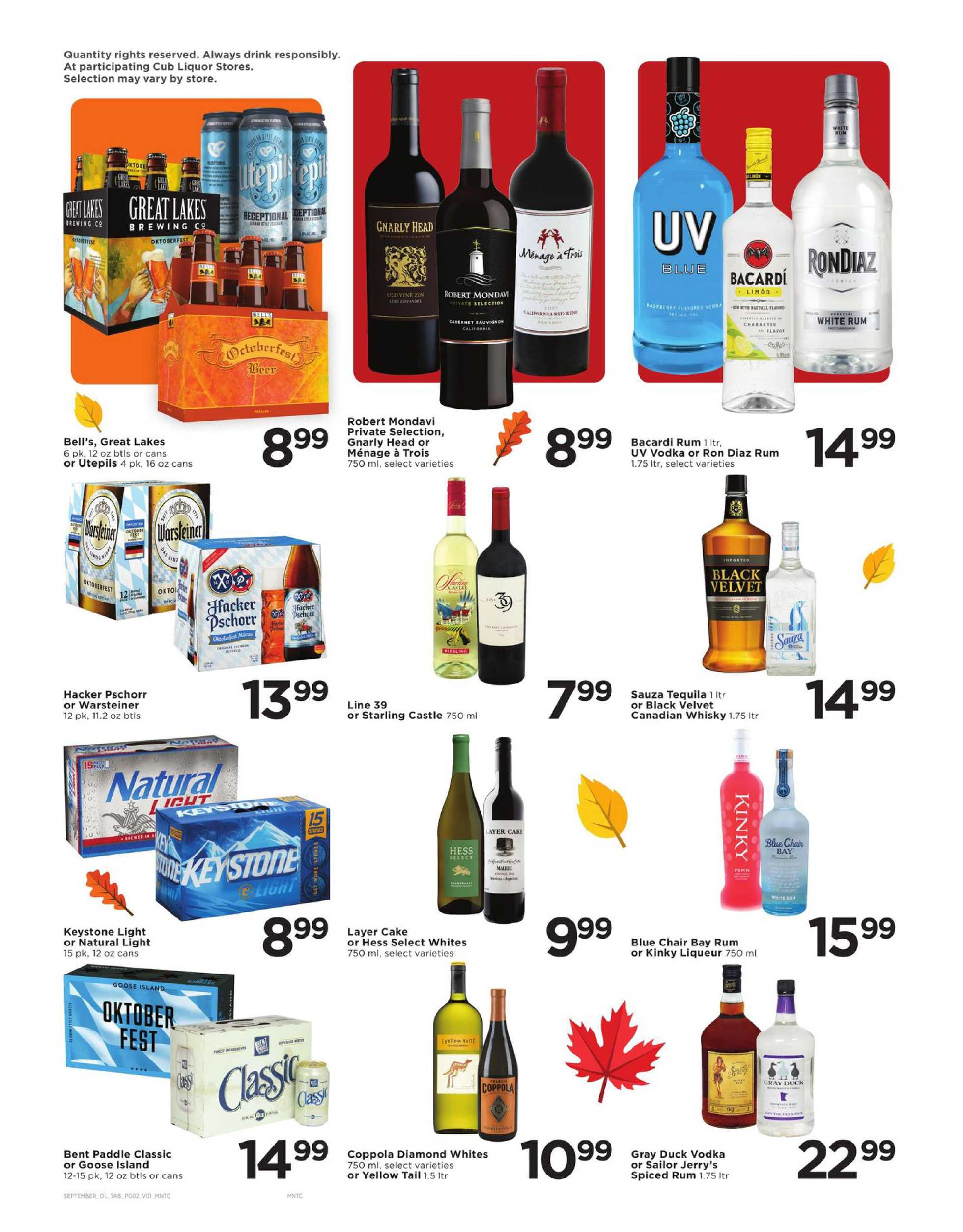 Cub - deals are valid from 09/03/20 to 09/30/20 - page 2.