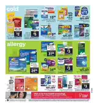 CVS - deals are valid from 09/13/20 to 09/19/20 - page 10.