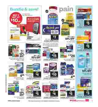 CVS - deals are valid from 09/13/20 to 09/19/20 - page 12.