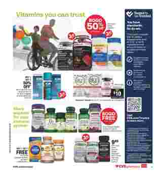 CVS - deals are valid from 09/13/20 to 09/19/20 - page 14.