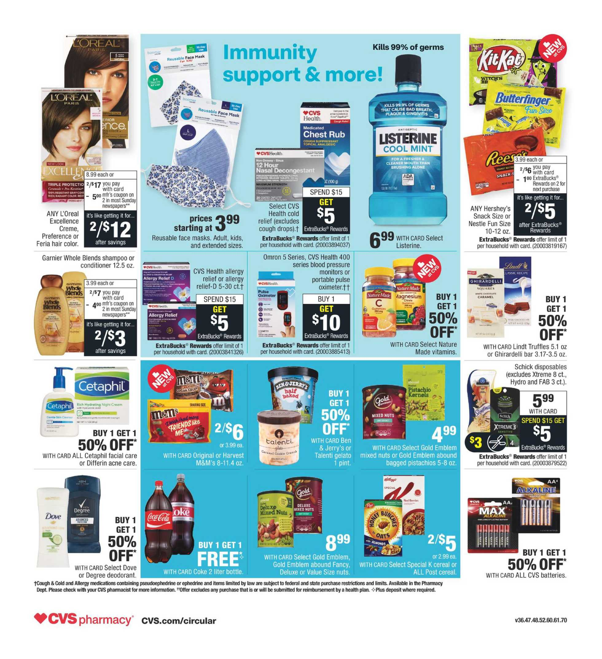 CVS - deals are valid from 09/13/20 to 09/19/20 - page 2.