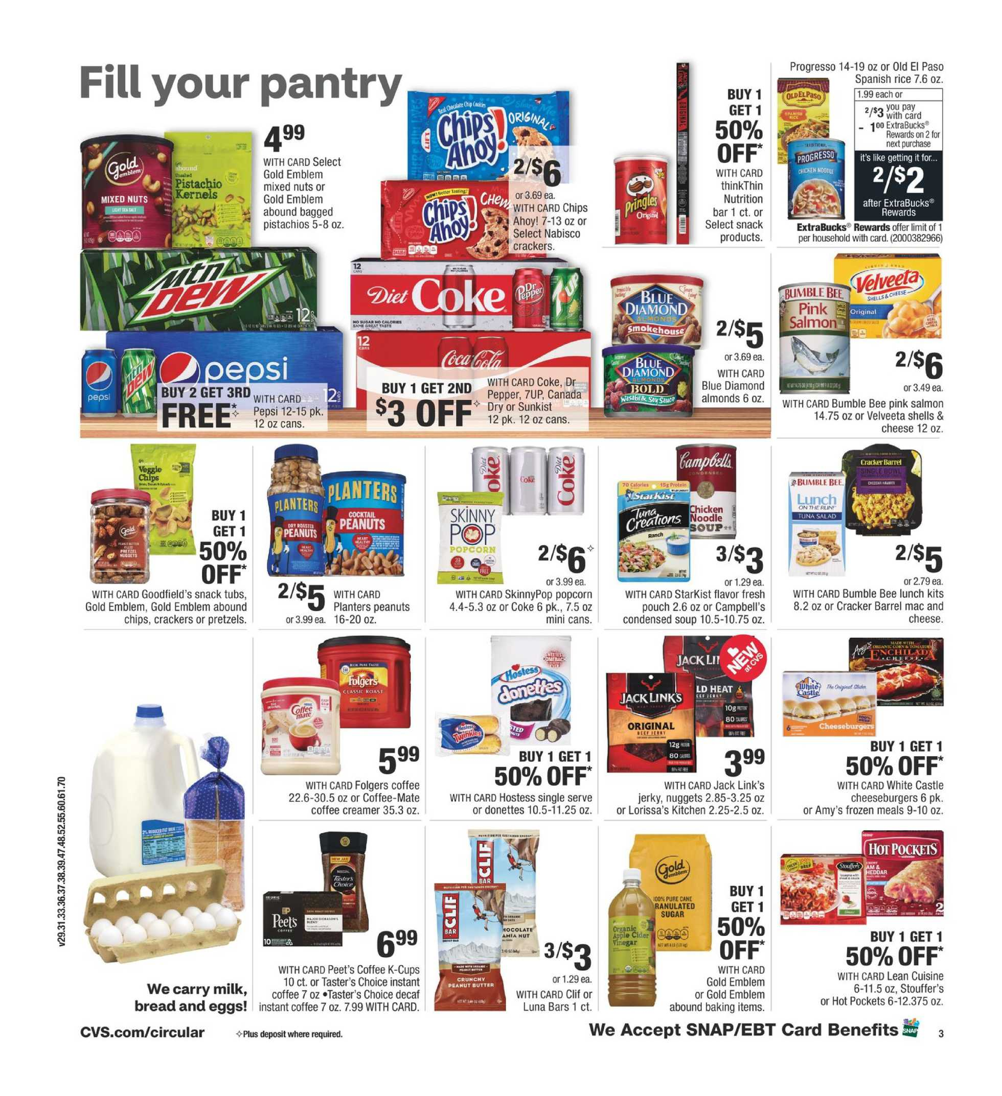 CVS - deals are valid from 09/13/20 to 09/19/20 - page 4.