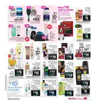 CVS - deals are valid from 09/13/20 to 09/19/20 - page 6.