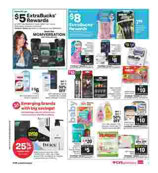 CVS - deals are valid from 09/13/20 to 09/19/20 - page 9.