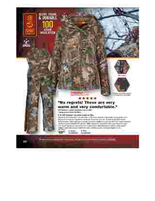 Bass Pro Shops - promo starting from 09/01/19 to 12/28/19 - page 112.