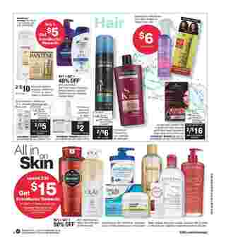 CVS - deals are valid from 10/18/20 to 10/24/20 - page 12.