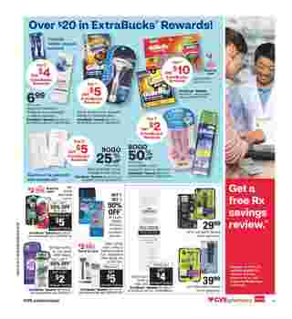 CVS - deals are valid from 10/18/20 to 10/24/20 - page 13.
