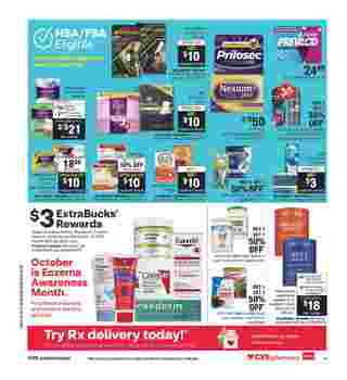 CVS - deals are valid from 10/18/20 to 10/24/20 - page 17.