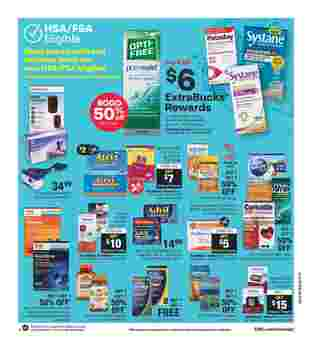 CVS - deals are valid from 10/18/20 to 10/24/20 - page 18.