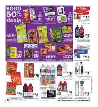 CVS - deals are valid from 10/18/20 to 10/24/20 - page 5.